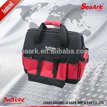 Rolling tool bag with pockets professional tool bag
