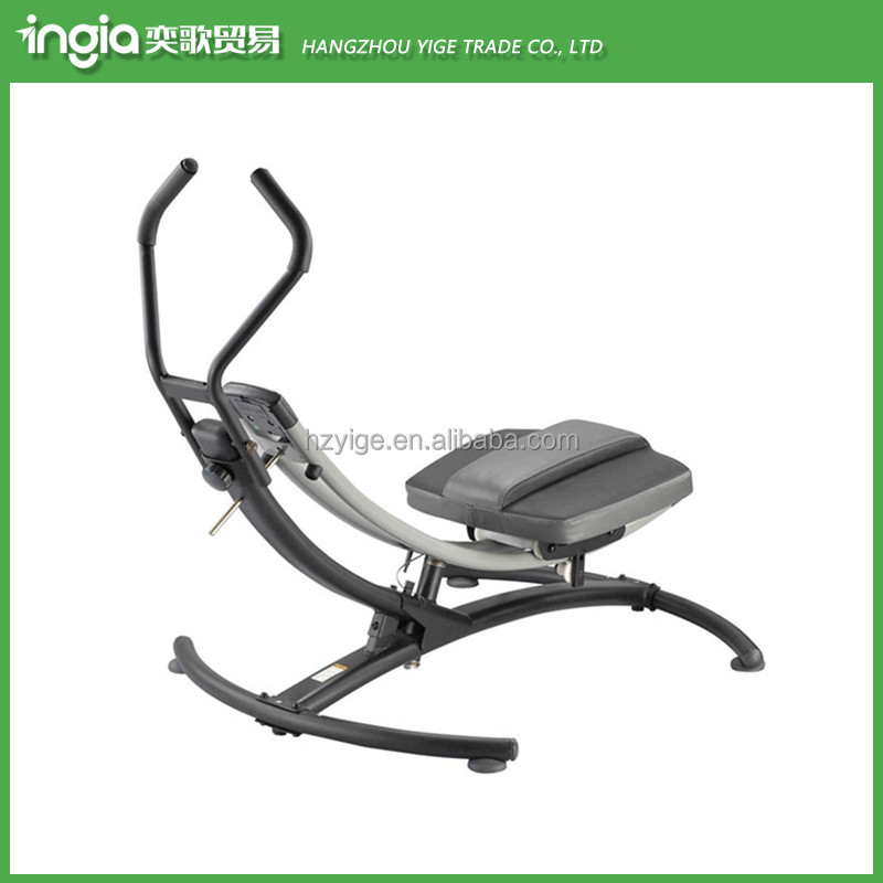 Jinhua Factory Wholesale Body Building Machine Ab Glider