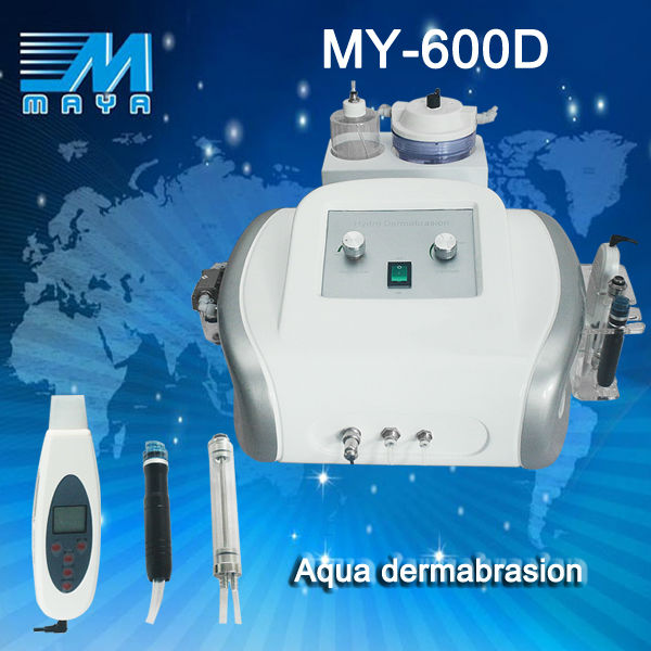 MY-600D Guangzhou Maya Factory SPA Hydro aqual dermabrasion skin care beauty equipment with CE