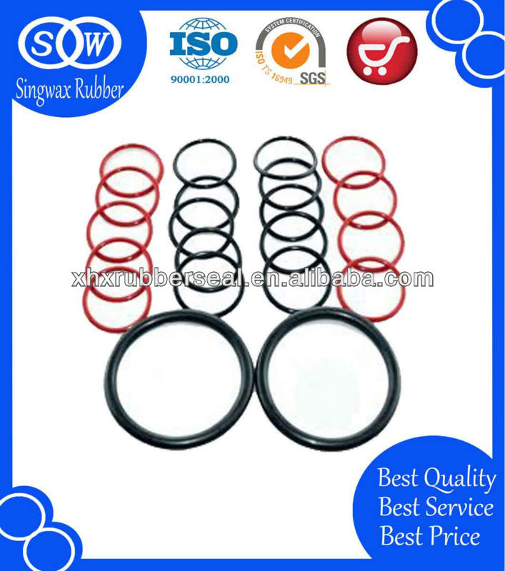 good silicone o rings warmly welcomed in Singapore
