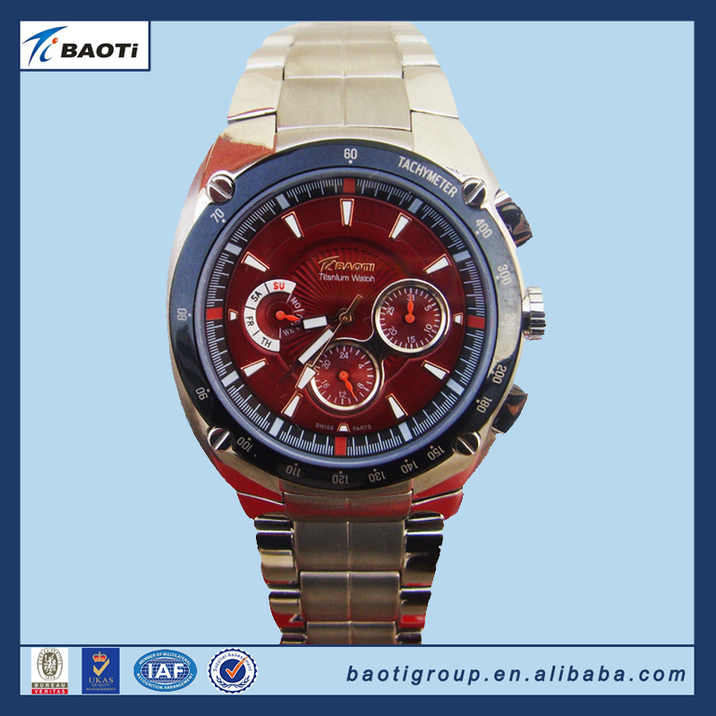 BAOTI titanium brand watch