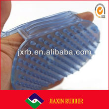 innovative and practical household silicone beauty exfoliating gloves
