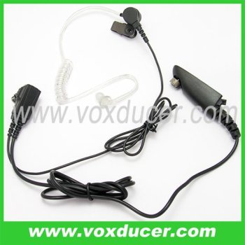 For Motorola transceiver GP680 GP1280 push to talk headset