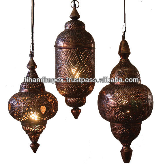 Moroccan Hanging Lamps, Turkish Lamps