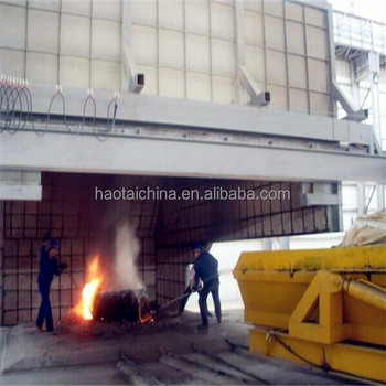 factory price iron, steel ,copper, aluminum metal scrap melting induction furnace