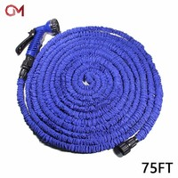As Seen On TV 2016 expandable water hose blue fexible light garden hose