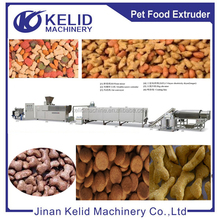 2016 New condition CE certification dog snacks food making extrusion machine
