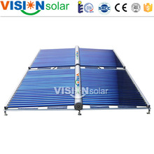 Most Economical Horizontal Vacuum Tubes Solar Collector China