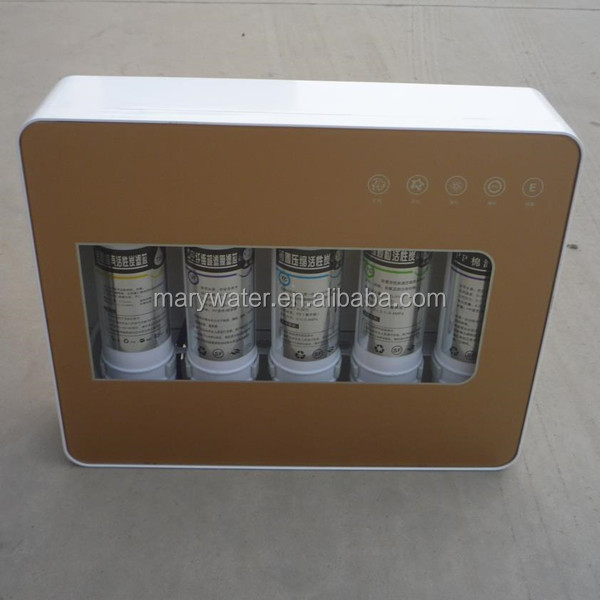 UF mineral purifier water filter