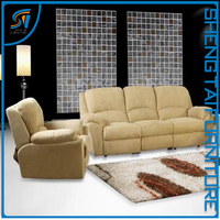 Living Room Furniture Modern Leather Sofa Wholesale