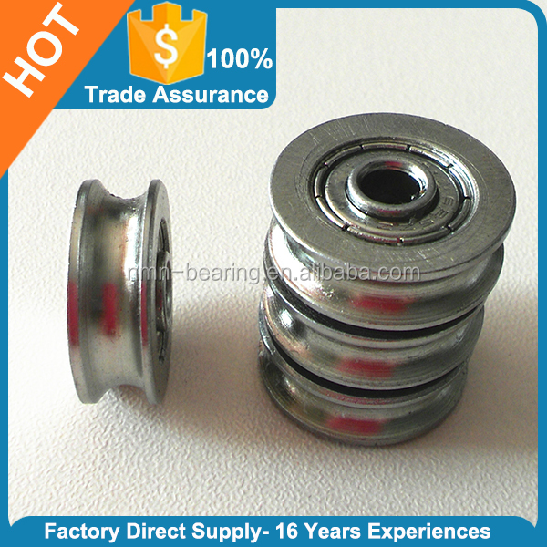 U groove 625 pulley sliding door roller system hot selling