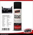 AEROPAK Car Dashboard Polish cleaner