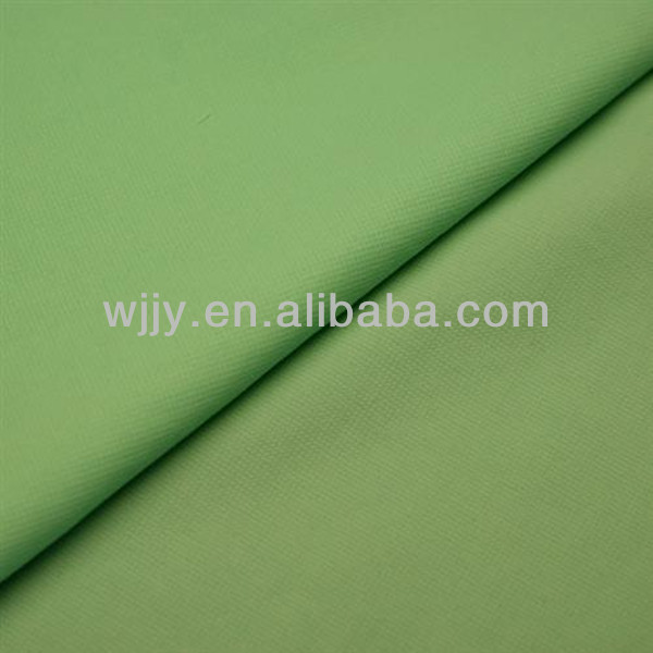 190t waterproof function polyester pongee fabric for cotton-padded coats