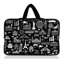 China Dongguan laptop bag supplier neoprene cover 13 inch notebook case