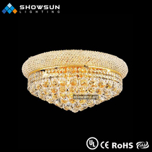 Special practicaleuropean wedding table lamps small size led led ceiling lamp