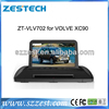 ZESTECH Hot car dvd radio for volvo XC90 with Steering Wheel