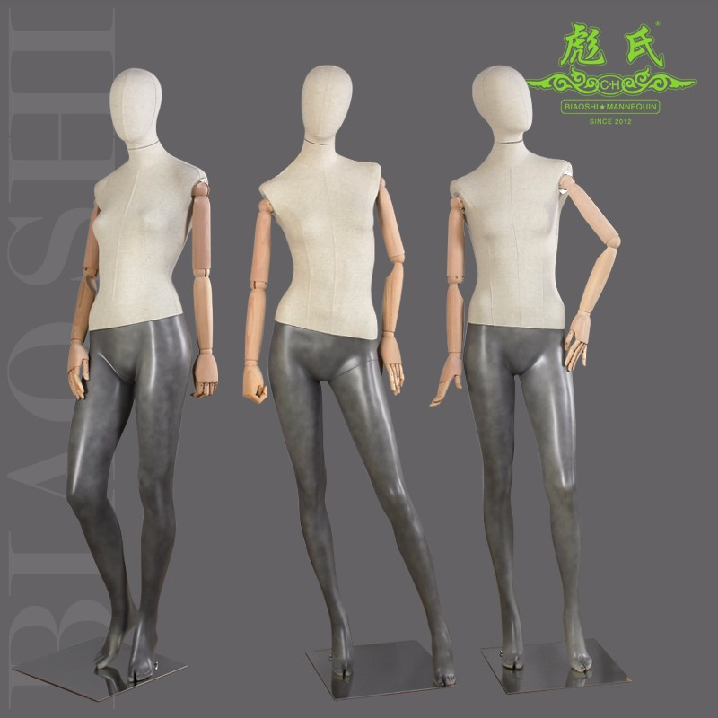 Factory Cheap Fashion Mannequin Female Full Body