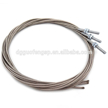 Low Price Endless Stainless Steel Wire Rope With Stud Threaded Terminal for Medical Machines