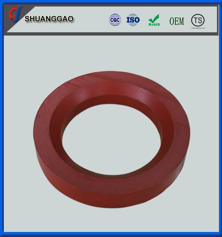 Low price filled teflon ball valve seat ring