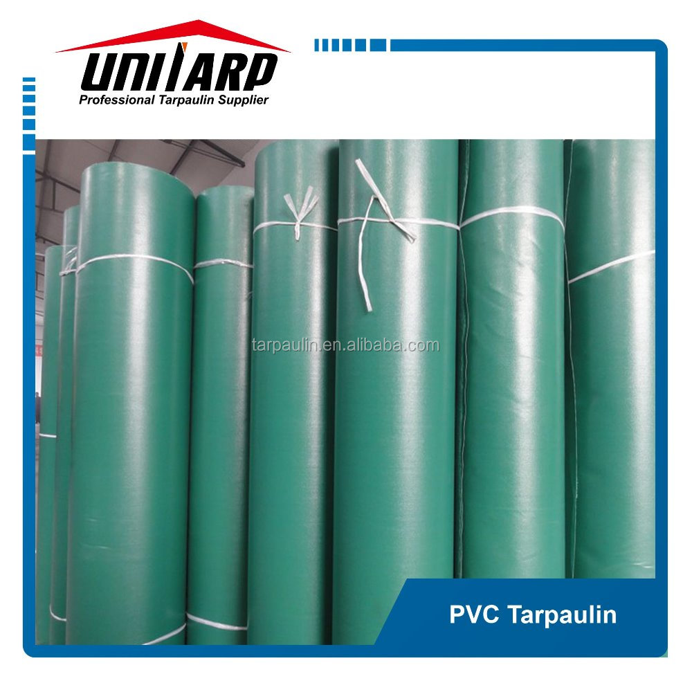 New pvc coated polyester tarpaulin standard tarpaulin sizes in inches