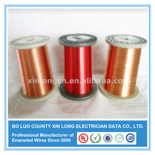 High Quality Enameled Copper Coated Aluminum Wire/ECCA Wire for Earphone