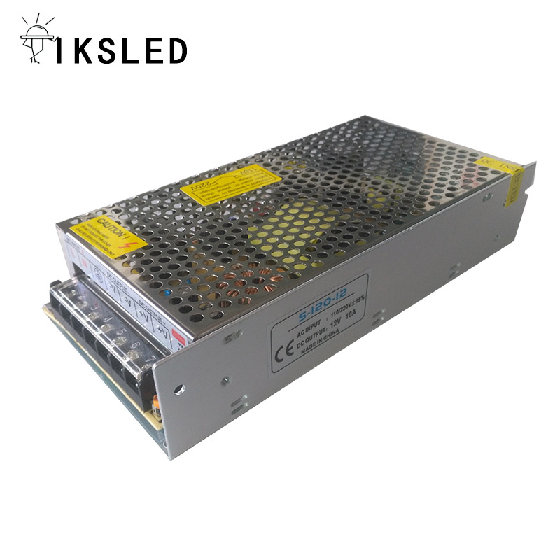 ac dc 110v high frequency transformer 24v 12v constant voltage switching power supply for led driver sources CE