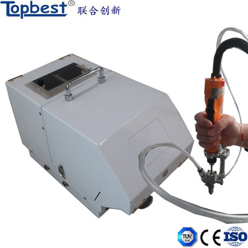 Fast handheld type automatic screw driver machine with auto screw feeder for electronics assembly