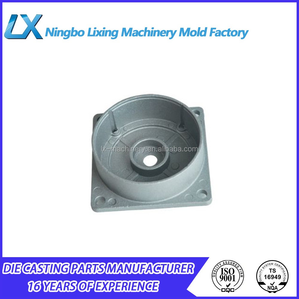 OEM Advanced Wholesale Best Professional Nozzle Part Aluminum Die Casting