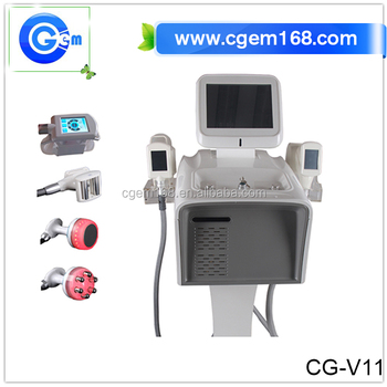CG-V11 freeze the fat / fat cell apoptosis / buy cryolipolysis machine