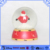 Wholesale product santa claus resin snow ball