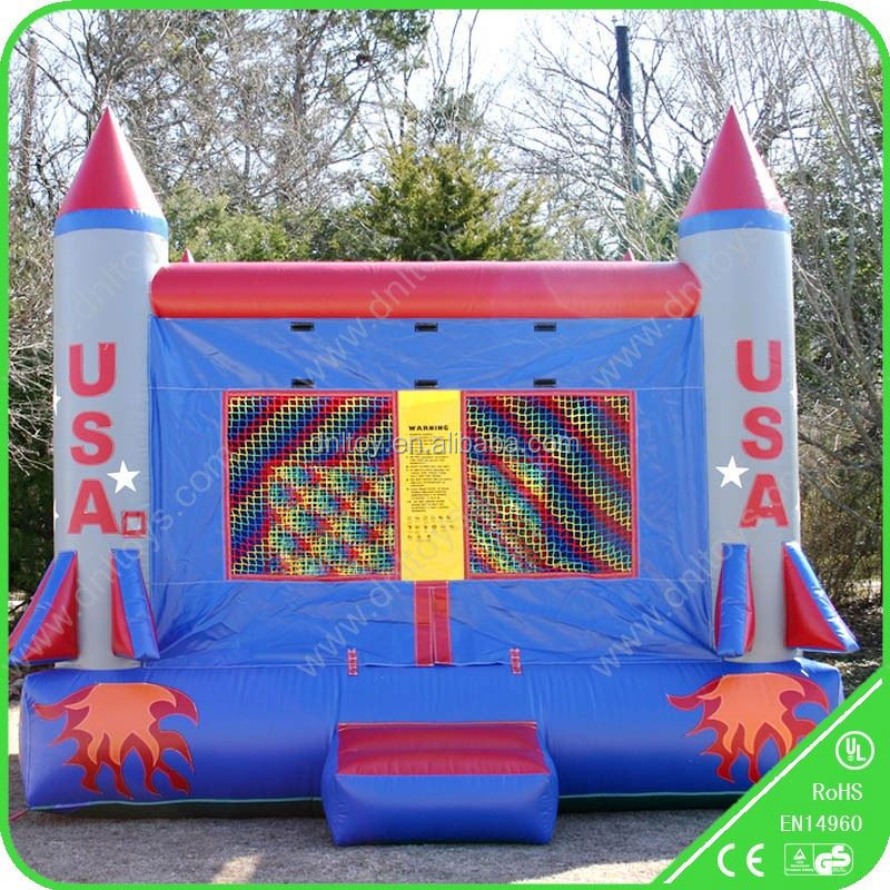 children kids trampoline/parks bouncers/square commercial bouncer