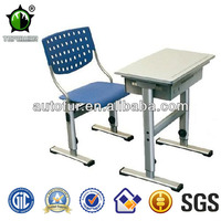 Modern School Furniture,Modern Folding Student Desk and Chair