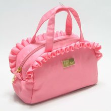 2012 high quality pink small tote promotion bag