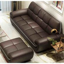 Hot sales nice factory direct sale L shape sofa with recliners