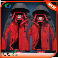 New outdoor hiking heat jacket motorcycle