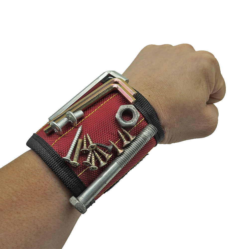 High Quality Portable <strong>Tool</strong> Hold Magnetic Wristband For Holding <strong>Tools</strong> With Strong Magnets