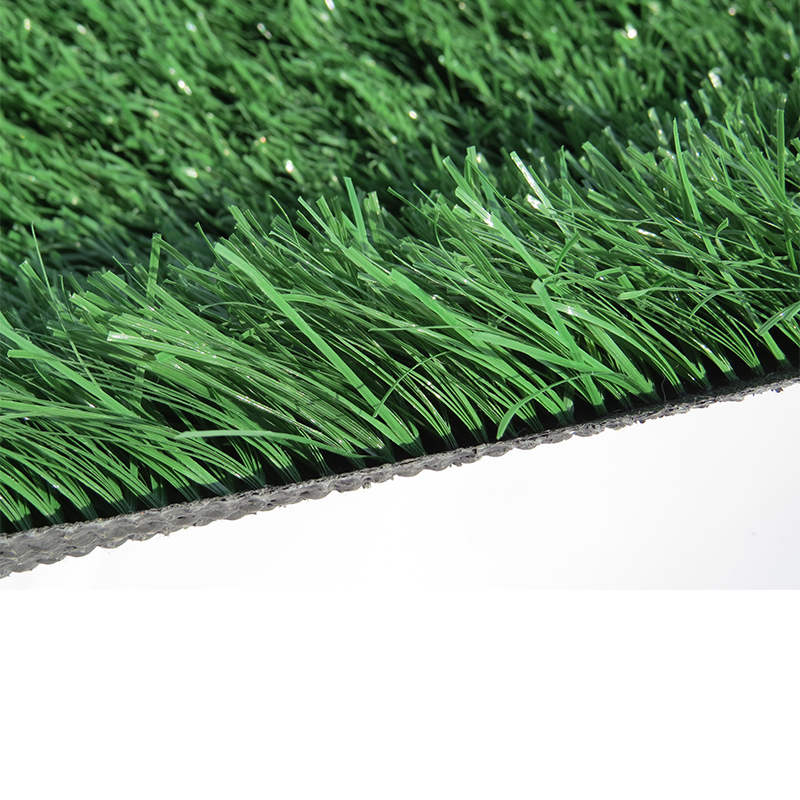 Simulation soccer field fake astro grass lawn