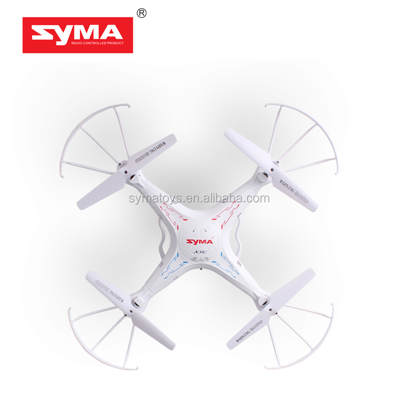 SYMA X5C in 2.4G frequency 4 Channel rc quadcopter with camera