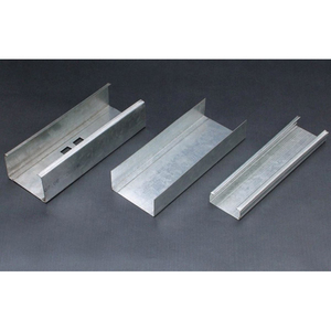 With Competitive Price For Building Material With All Its Sizes And Kinds U Channel Steel
