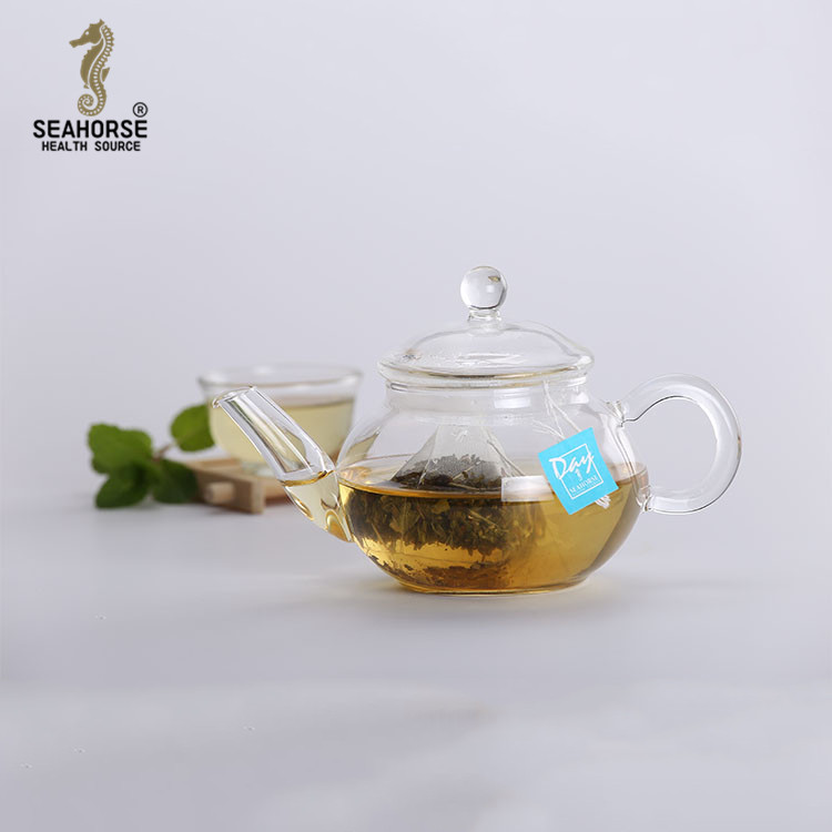 Flavor health and fitness detox tea bags