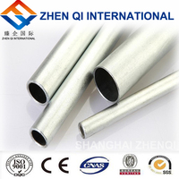 Round Section Mild Carbon Galvanized Steel Pipe Product In China