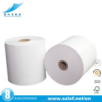 cash register paper roll use for rewinding slitter machine