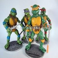 6 inch teenage mutant ninja turtles/ninja turtle toy/ninja turtle action figure