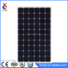 China solar panel system 250w photovoltaic solar panel