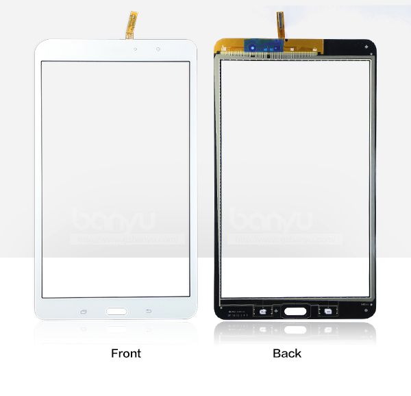 Manufacturer supply lcd display digitizer for samsung galaxy t320 touch screen