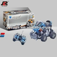 4 Function RC Monster Truck Toy Quad Bike RC Mini Scooter Toy Motorcycle