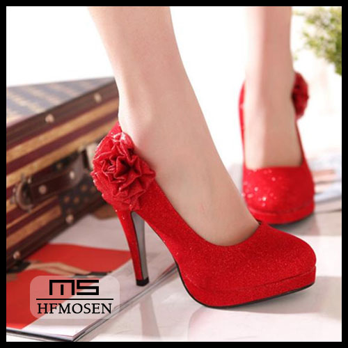 S4227 wedding shoes 2013 party shoes fashion sexy ladies pumps women shoes
