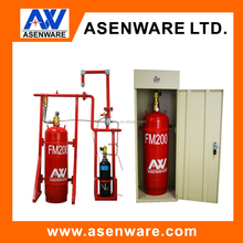 Cheap products HFC-227ea / FM200 clean agent fire suppression system Asenware supplier