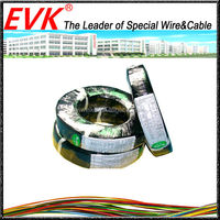 Electric cable fire retardant