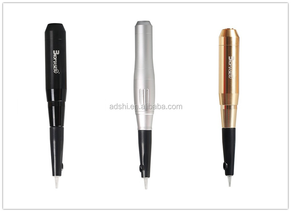 Swiss motor for Eyebrow Lip Professional PMU handpiece pen with needles tip Digital Permanent Makeup machine